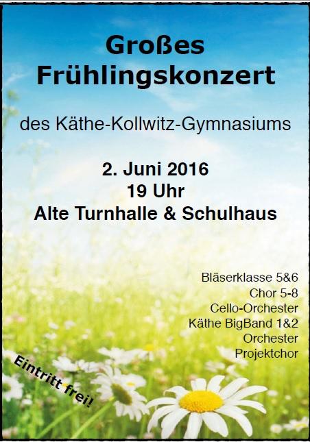 Frühlingskonzert 2016